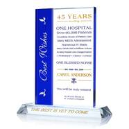 Personalized Nurse Retirement Gift