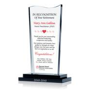 Nurse Practitioner Retirement Gift Plaque