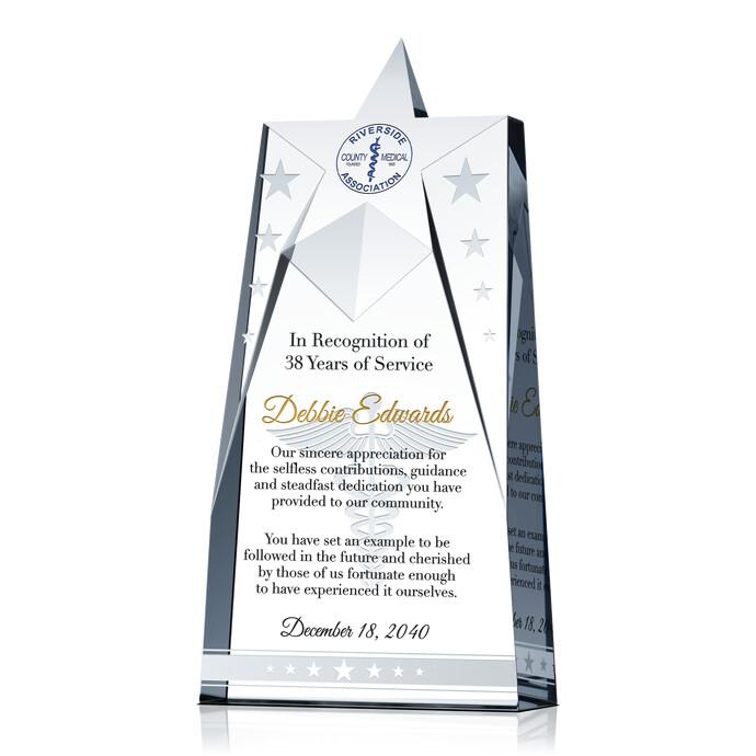 nurse retirement recognition awards diy awards