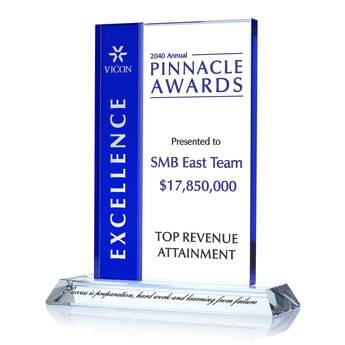 Sales Excellence Award Quotes and Wording Ideas