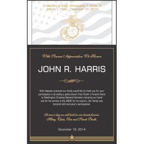 Memorial Appreciation Gift Plaque (#311-4)