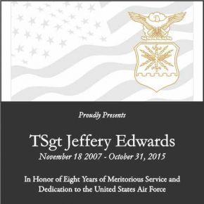 Air Force Appreciation Award (#295-4)