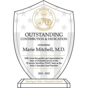 Military Physician Recognition Award (#339-3)