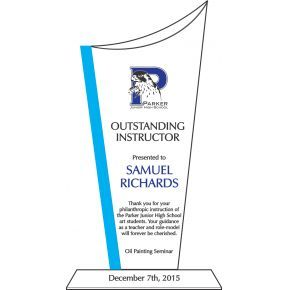 Outstanding Instructor Award (#184-4)