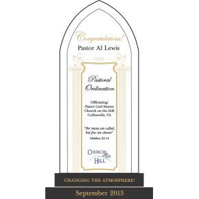 Pastoral Ordination Congratulations Gift (#371-5)