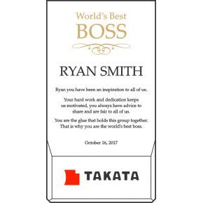 World's Best Boss (#454-4)