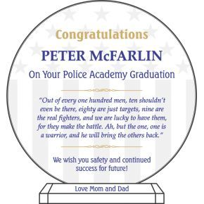 Police Academy Graduation Quotes (#586-2)