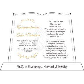 Religious Ph.D. Graduation Gift (#590-1)
