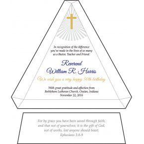 Happy Birthday Message to Priest (#613-3)