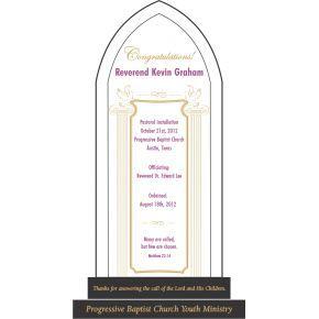 Pastoral New Installation-Congratulations! (#371-2)