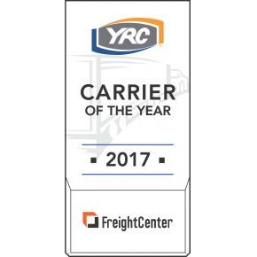 Carrier Safety Award (#017-1)