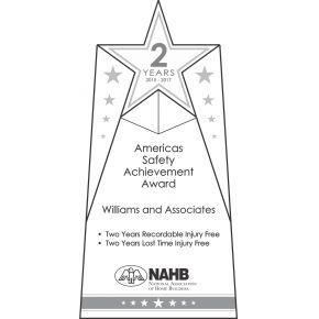 Annual Safety Star Award (#254-1)