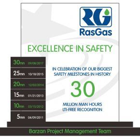 Excellence in Safety Perpetual Award (#504-2)