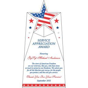 Veteran Appreciation Poem (#042-1)