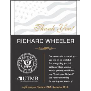 Thank You Sailor Award (#331-1)