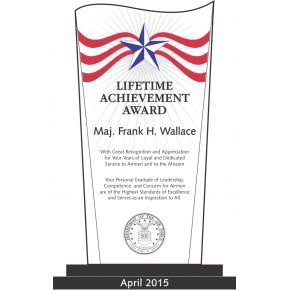 Air Force Lifetime Achievement Award (#314-2)
