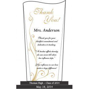 Wave Thank You Award (#057-1)