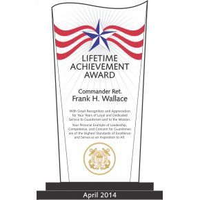 USCG Achievement Award (#489-1)