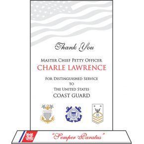 USCG Years of Service Award (#488-1)
