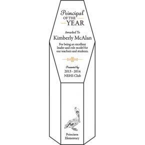 Principal of the Year Award (#275-3)