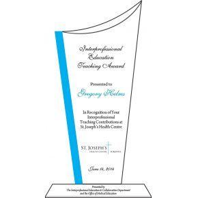 Interprofessional Education Teaching Award (#184-3)