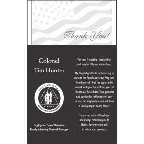 Military Chief Appreciation Award (#345-3)