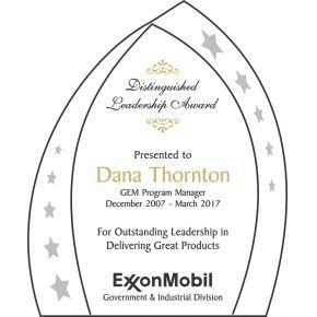 Distinguished Leadership Award (#020-2)