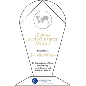 Lifetime Achievement Award (#062-1)