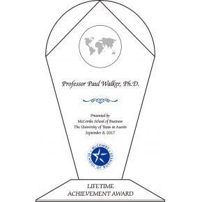 Professor Lifetime Recognition Award (#062-2)