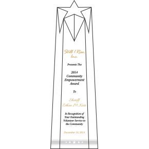 Community Empowerment Award (#069-3)