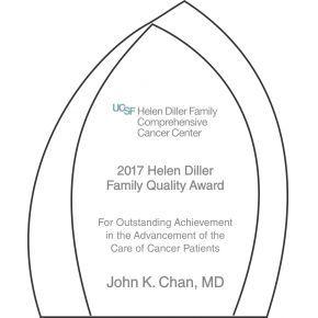 Outstanding Medical Achievement Award (#018-3)