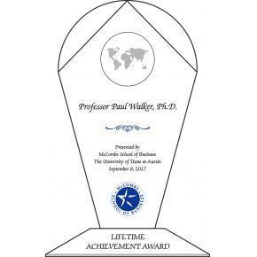Professor Lifetime Recognition Award (#062-2)