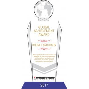 Global Achievement Award (#065-2)