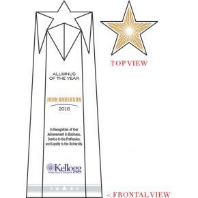 Alumnus of the Year Award (#258-1)