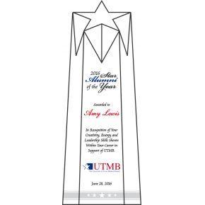 Star Alumni Award (#258-2)