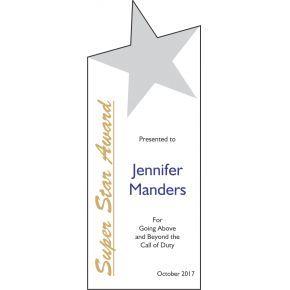 Business Superstar Award (#245-1)
