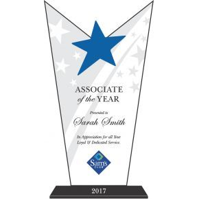 Star Associate of the Year Award (#249-2)
