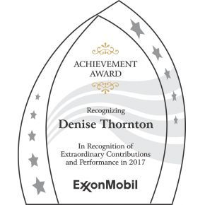 Ignite Achievement Award (#018-1)
