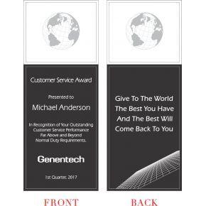 Customer Service Award Ideas (#226-1)