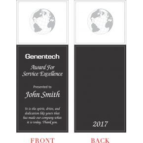 Customer Service Excellence Award (#226-3)