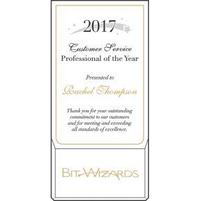 Customer Service Professional of the Year (#516-2)