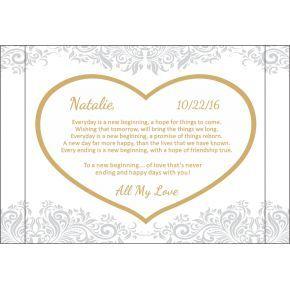 Valentine's Gift Idea for Girlfriend/Boyfriend (#133-3)