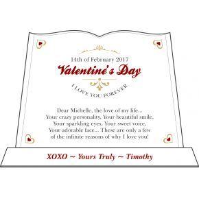 Valentine's Day Gift From Boyfriend (#136-3)