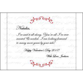 Valentine's Day Gift For Girlfriend (#139-1)
