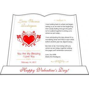 Husband Valentine's Day Gift (#505-1)